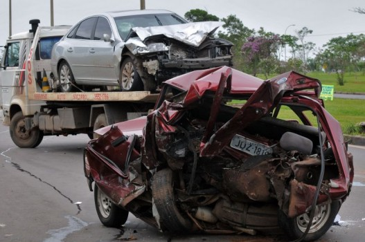 Eduardo Pedrosa distrital acidente