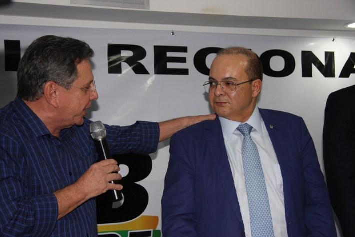 Tadeu Filippelli & Ibaneis Rocha